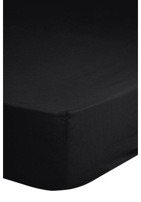 Jersey Fitted Sheet - Black
