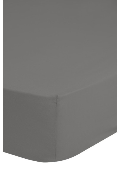 Jersey Fitted Sheet - Grey