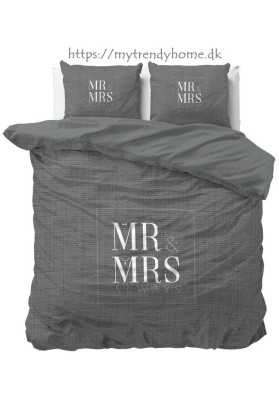 Mr and Mrs Elegant Anthracite
