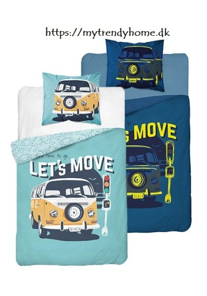 Glow-in-the-dark bedding  Let's Move