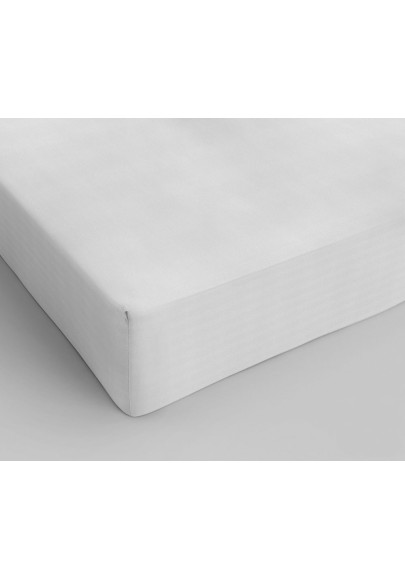 Fitted Sheet White