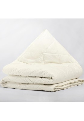 Percale Wool Touch duvet