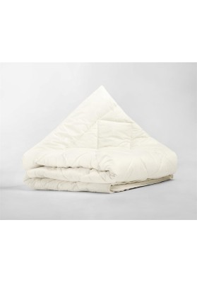 Percale Wool Touch Mono duvet