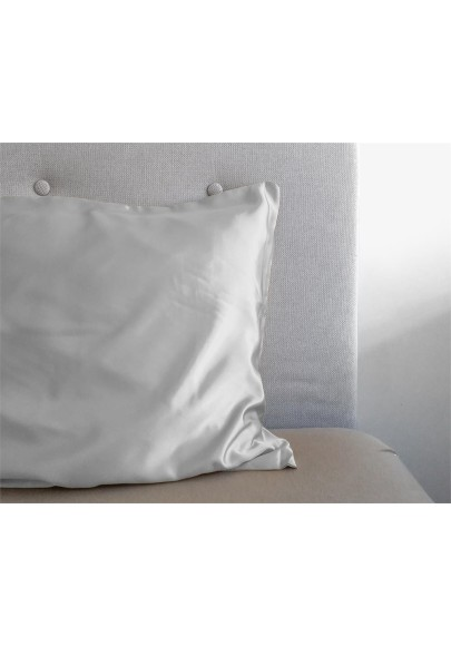 Pillowcase Beauty Skin Care Silver