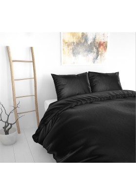 Beauty Skin Care Duvet Cover Black