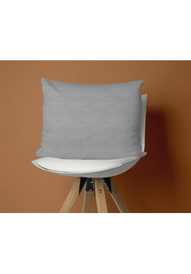 Pillowcases Flanel (2 in 1) Grey