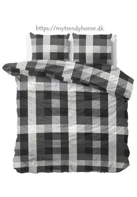 Flannel Steef Anthracite