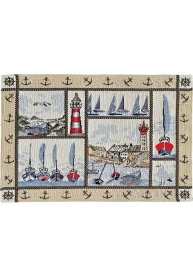 Placemat Seaside